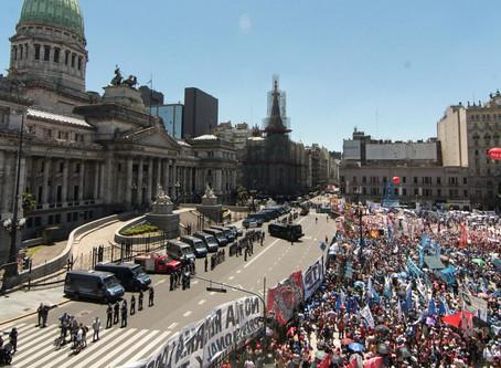 A Dos años de La Reforma Previsional. El Estallido Social