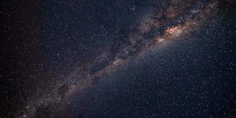 תצפית אסטרונומית במדבר 30 ביולי בשעה 15:30