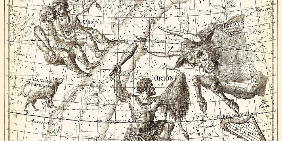 הרשמה לפעילויות קיץ לילדים: 24/08 קבוצות כוכבים ומיתולוגיה