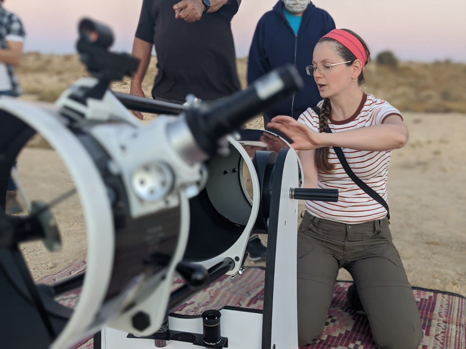 קורס אסטרונומיה תצפיתית