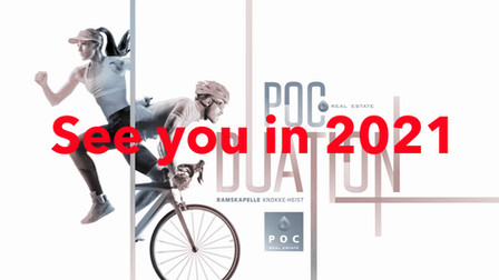 POC duatlon -  see you in 2021
