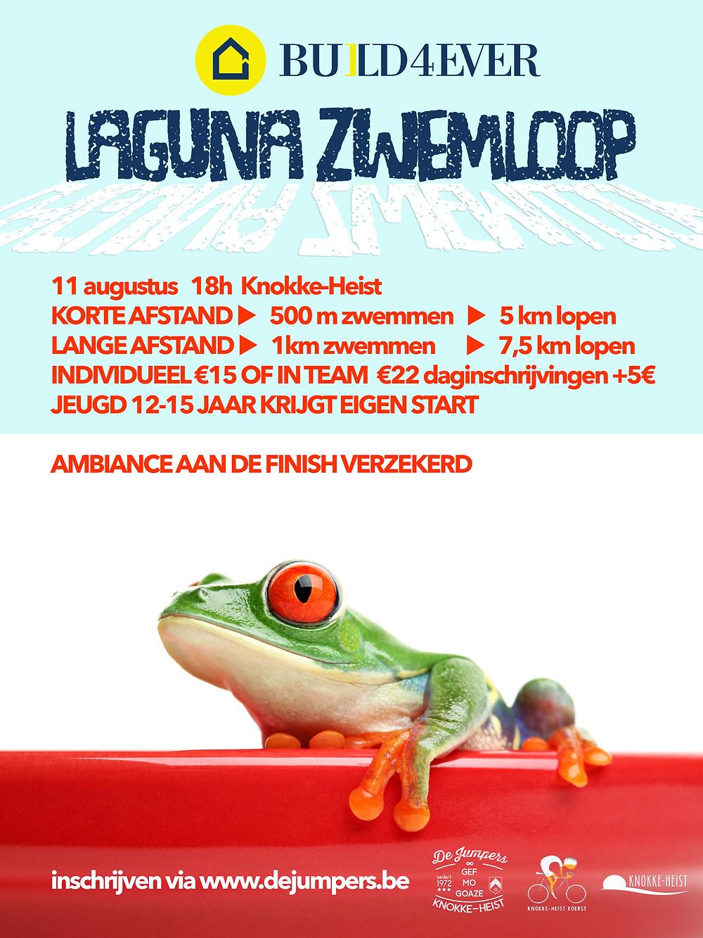 Build4ever Laguna Zwemloop