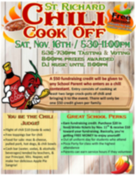 Chili Cook Off Flyer 2019 announcement.j