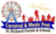 St. Richard Carnival, St. Richard Music Fest, St. Richard Carnival logo