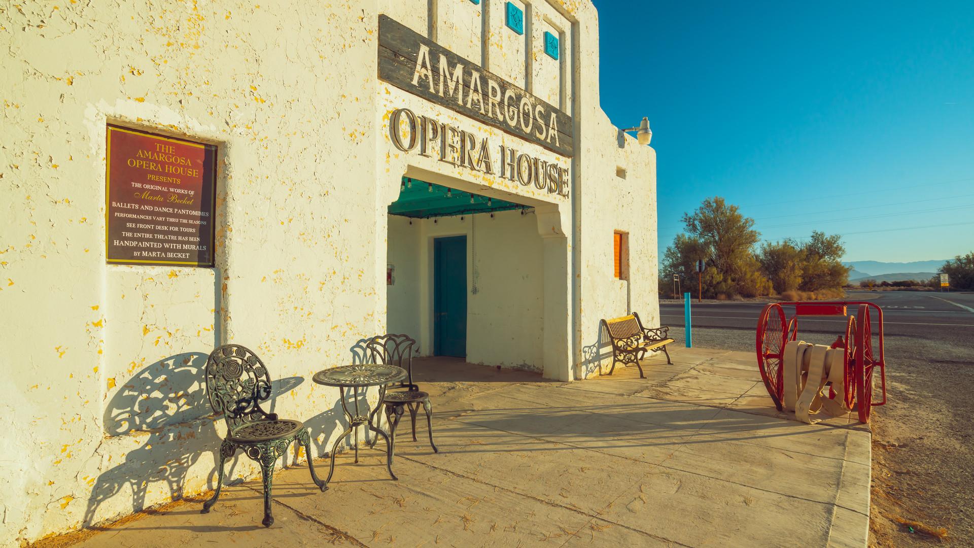 Amargosa Opera House