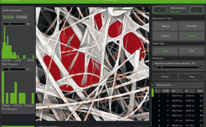 Software Microscopio Electronico de Barrido