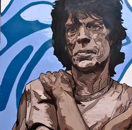 Mick Jagger Tongue