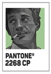 Pantone 2268cp JeanPaul