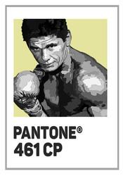 Pantone 461cp Bronson