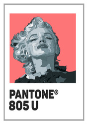 Pantone 805u Marilyn