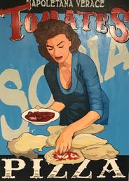 Sofia pizza