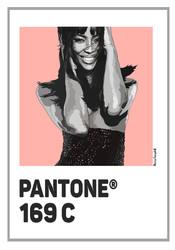Pantone 169c Naomi