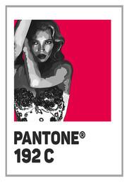 Pantone 192c Kate