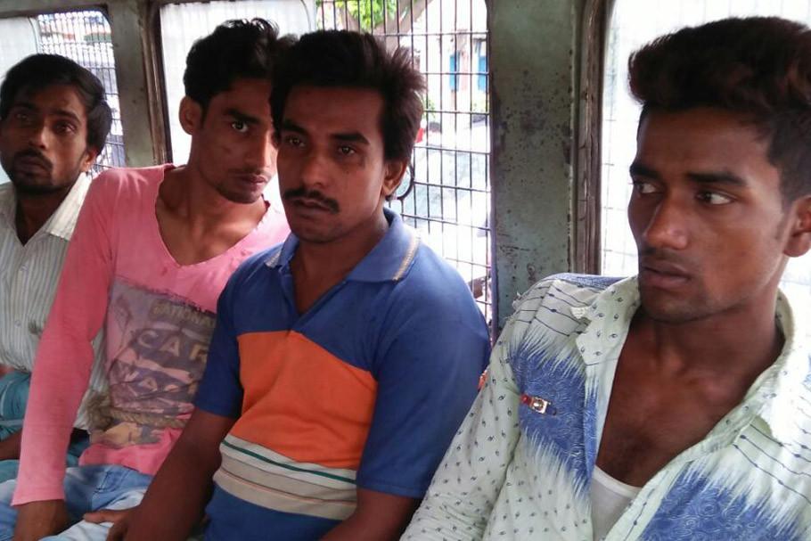 Police arrest robbers at Bandhapukur Bypass Malda