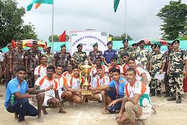 ভারত বনাম বাংলাদেশ কবাডি প্রতিযোগিতা