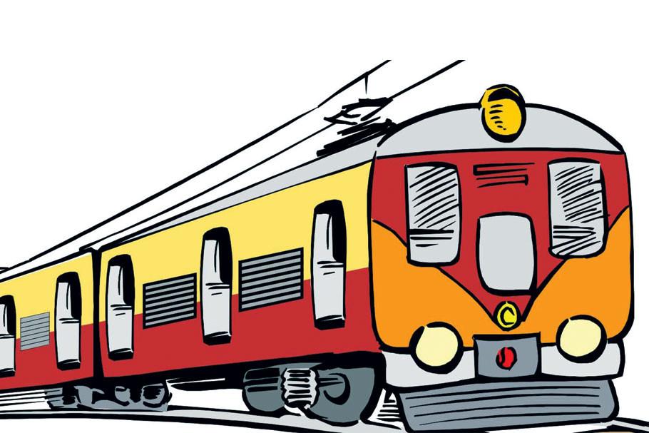 Electric Train to Start from Malda