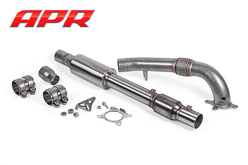 APR Downpipe Kit for S3 8P/MK6 GOLF R