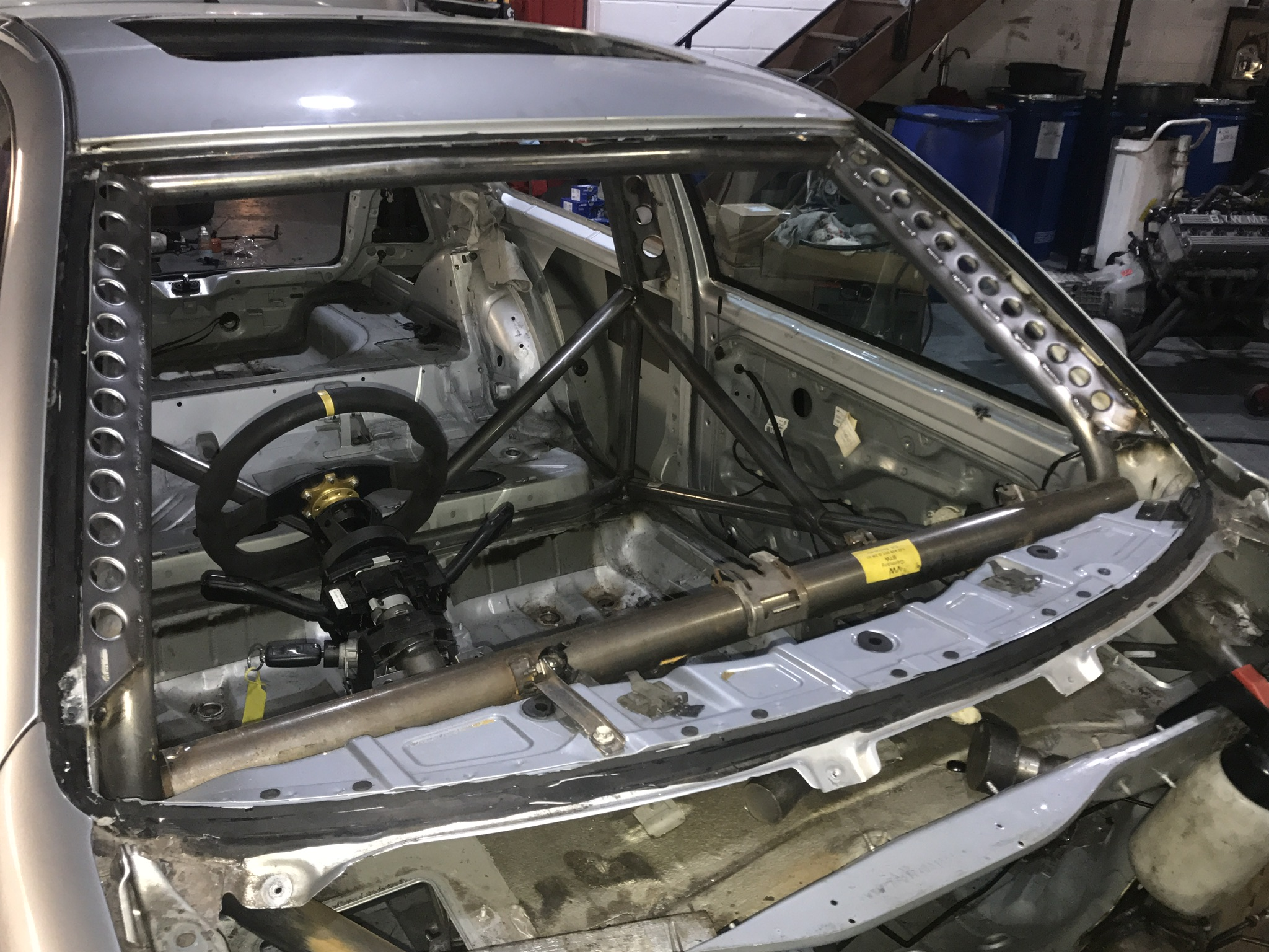 Roll Cage Fabrication | Somerset | Retro Resus