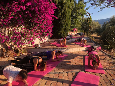 Fitness & Yoga RETREAT