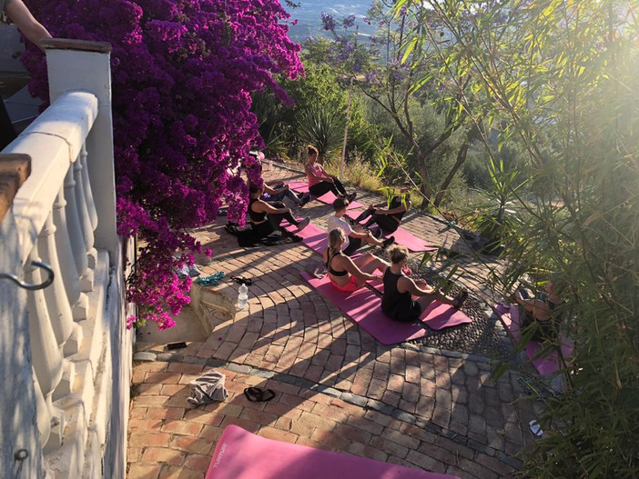 Fitness & Yoga Retreat Ibiza
