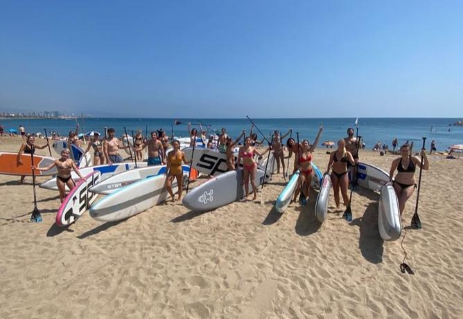 PADDLE SURF SATURDAY