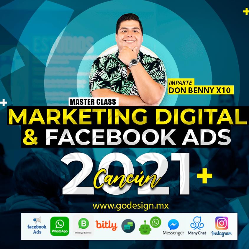 MKT Digital y Facebook Ads Cancún