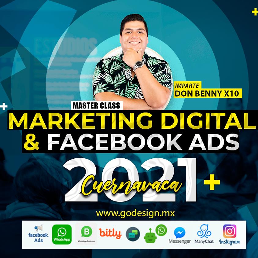 MKT Digital y Facebook Ads Cuernavaca