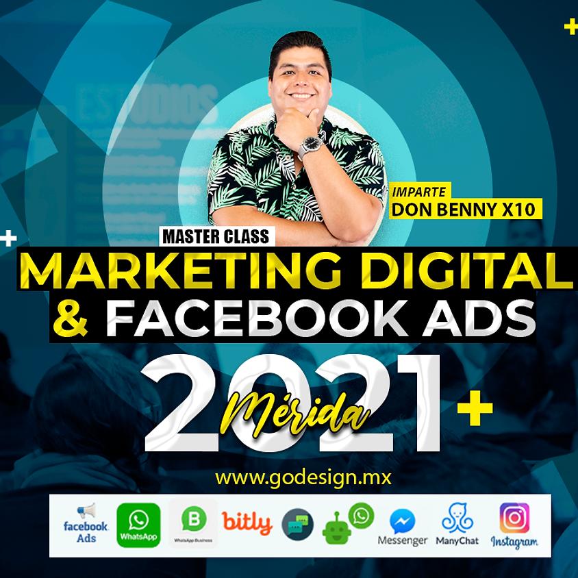 MKT Digital y Facebook Ads Mérida