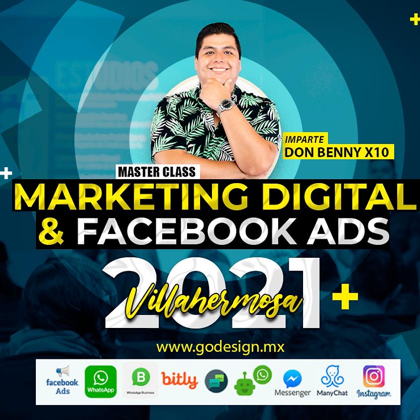 MKT Digital y Facebook Ads Villahermosa