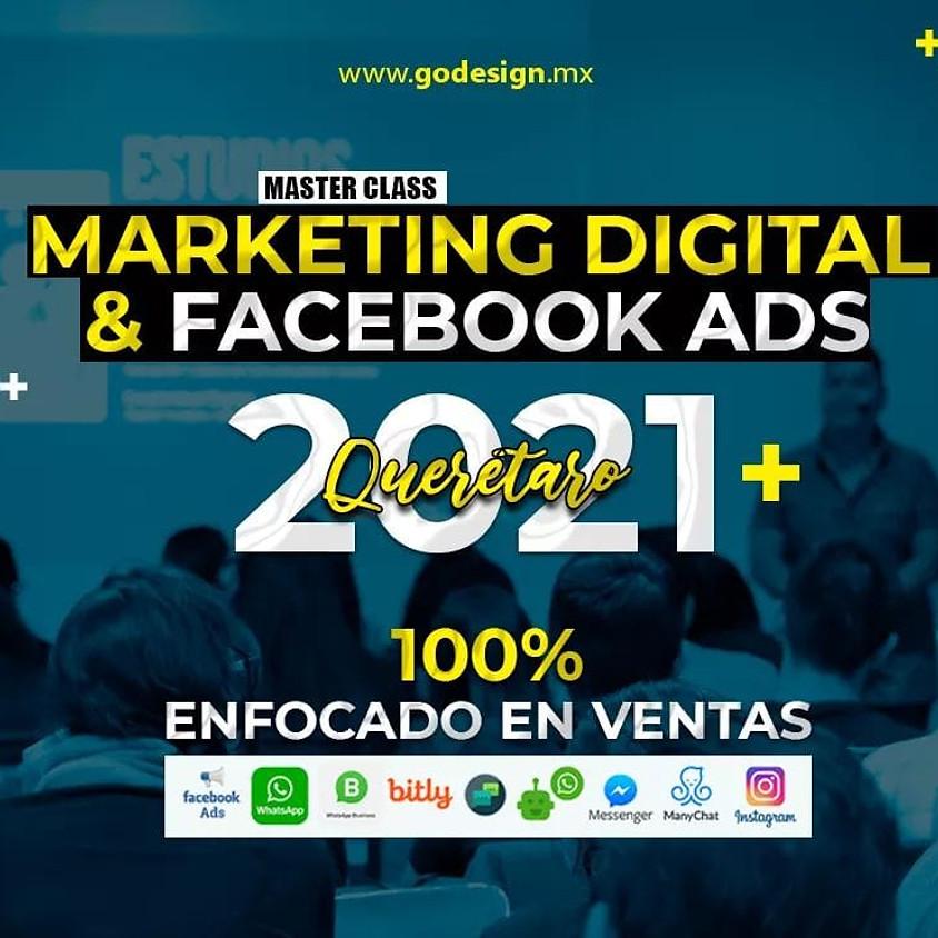 MKT Digital y Facebook Ads Querétaro