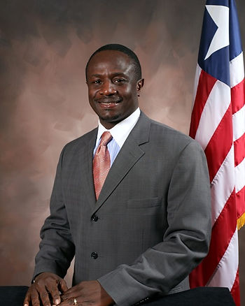 DHGCS Board Member and former Commissioner of the Office of African Affaires, John F. Lloyd