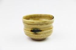黄瀬戸野点茶碗(景陶作)