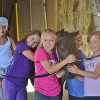 Pony Camp Friends