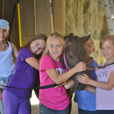 Pony Camp Friends