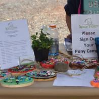 Pony Camp Crafts