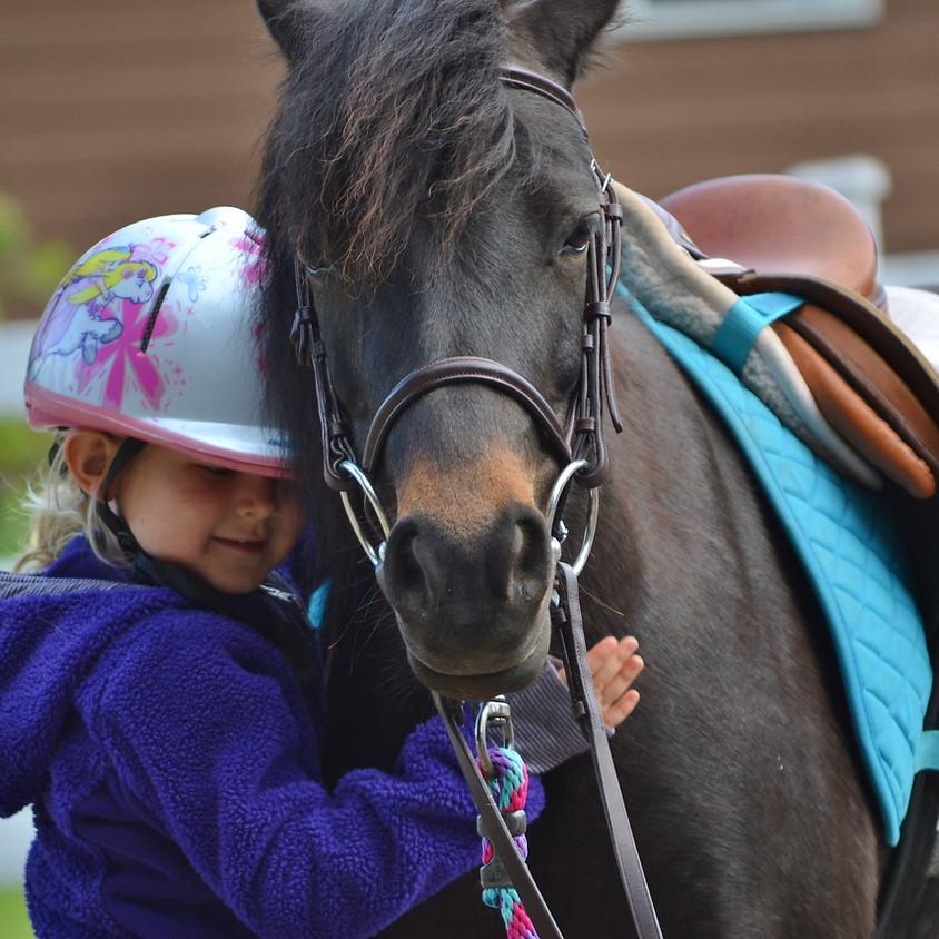Pony Camp June 29 - July 2, 2020