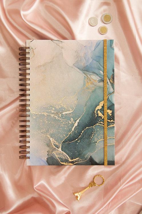 Caderno Grande Mediterrâneo