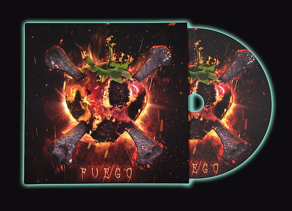 FUEGO PHYSICAL CD
