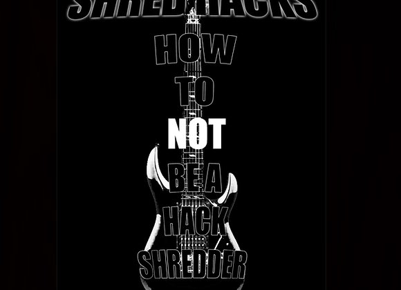 SHRED HACKS DIGITAL BOOK
