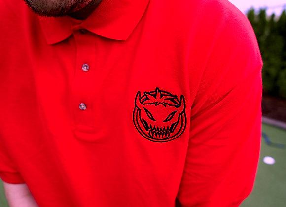 Demonberry Logo Polo Shirt