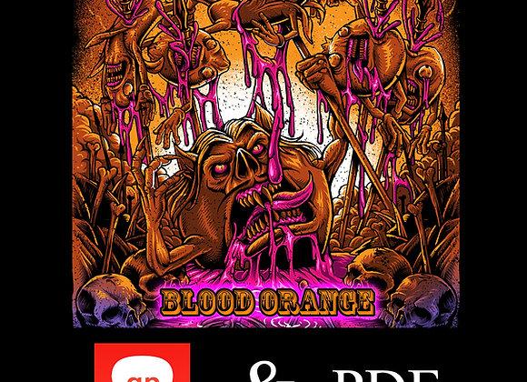 BLOOD ORANGE GUITAR TABLATURE