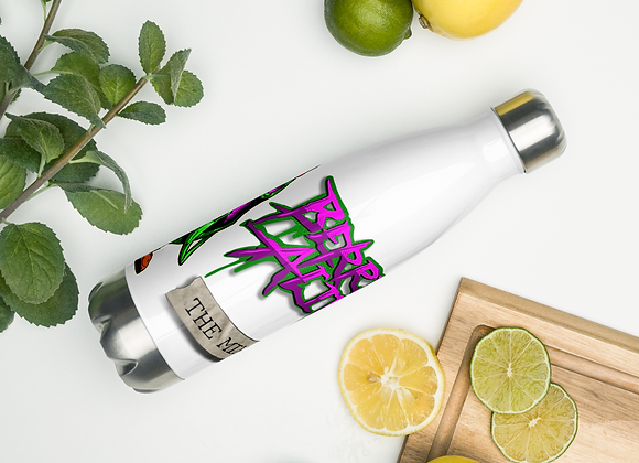 The Mixgrape Stainless Steel Water Bottle