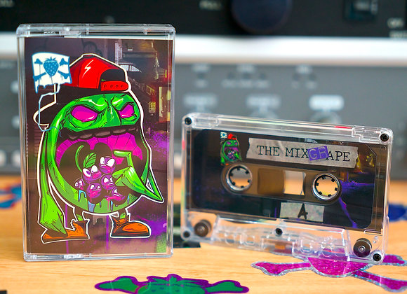 THE MIXGRAPE MIXTAPE CASSETTE (ONLY 100 MADE)