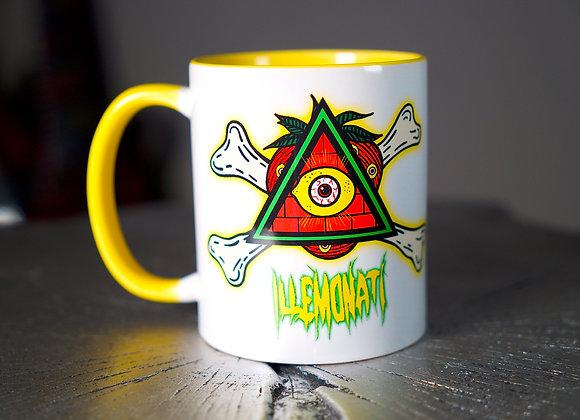 Illemonati Ceramic Mug