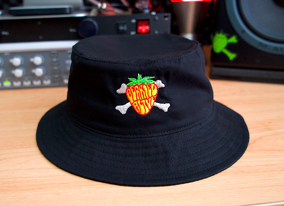 PSYCHEDELIC LOGO CRUSHER HAT