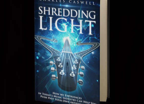 SHREDDING LIGHT DIGITAL BOOK
