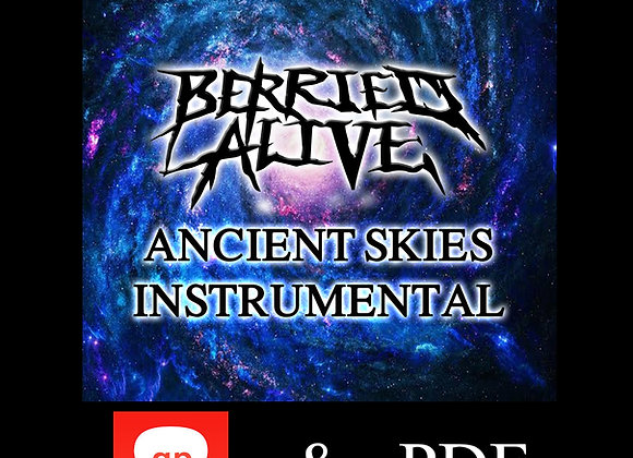 ANCIENT SKIES SOLO AND RIFFAGE TABS