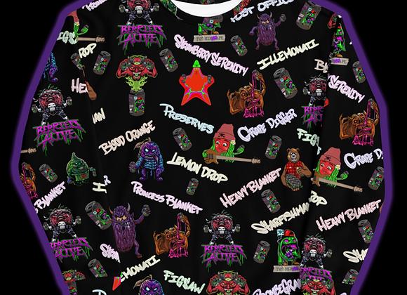 Mixgrape Party Crew Neck Sweatshirt
