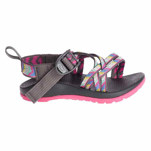 2b99d5607bf CHACO ZX1 Ecotread Kids - Fletched Pink