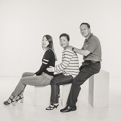 Kim's Family